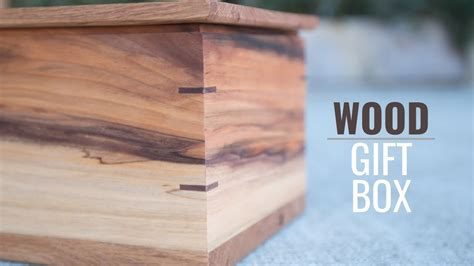 decorative wood box  box diy woodworking youtube