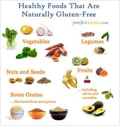 food gluten free foods