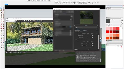 hdri tutorial vray for sketchup sketchup vray 3 4 how to render hdri vray and scale hdri