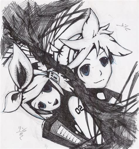 len 4 you vocaloid kagamine len and rin by chiyouturtle on deviantart