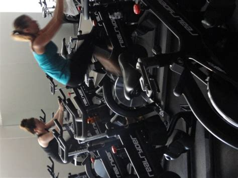 spinning cycling house indoor cycling innovates exercise at hammer house red
