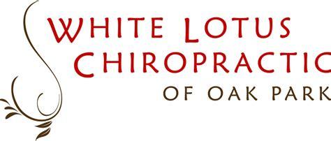 lotus of chiropractic white lotus chiropractic of oak park ltd kiropraktorer