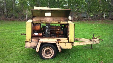 broomwade diesel compressor massey ferguson 135 engine