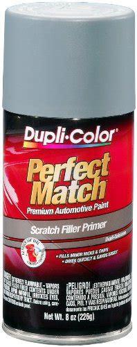 amazoncom dupli color ngcc410 bright silver metallic dupli color bpr0031 gray exact match scratch filler primer