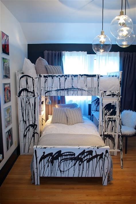 punk rock bedroom punk rock bedroom contemporary kids los angeles by