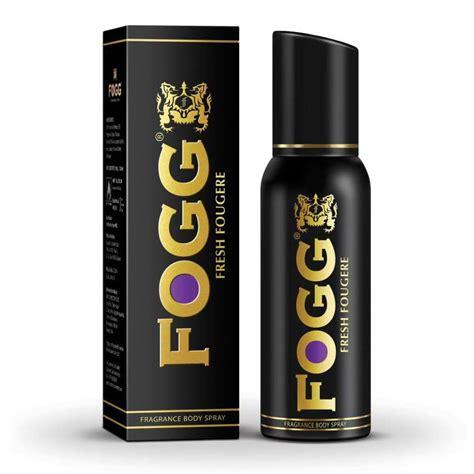 Parfum Fogg Tanpa Gas fogg black collection fougere deodorant gift for no gas deo 120ml 800 spray ebay