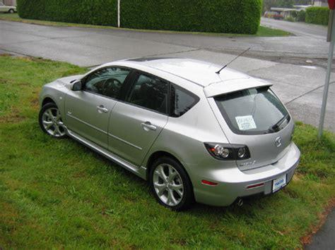 2007 mazda 3 hatchback review 2007 mazda mazda3 exterior pictures cargurus