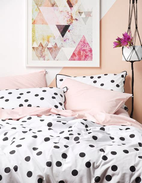 polka dot bedding pajamas bedding polka dots bedroom black and white home decor wheretoget