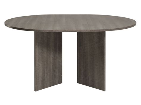 table repas ronde extensible quot wool quot 109 145 x 109 x 75
