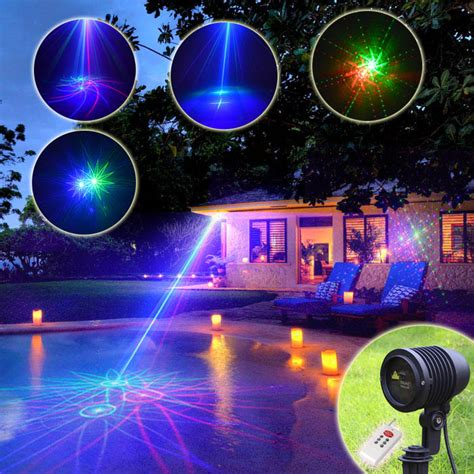 halloween laser lights for house suny rgb 8 big pattern laser projector outdoor waterproof