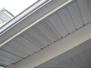 Hip Of A Roof Attic Power Vent Heat And Moisture Ventilation Solution