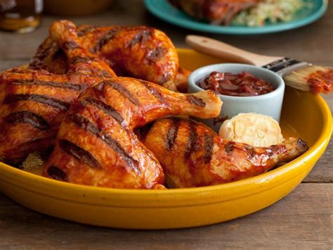 tyler florence recipes the ultimate barbecued chicken recipe tyler florence the chicken and homemade barbecue sauce
