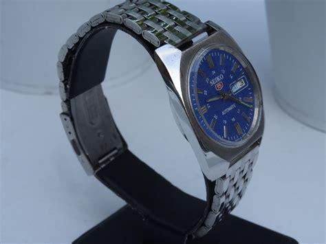 Seiko Vin5age 7005 8062 vintage seiko 5 automatic heren horloge 7005 8062
