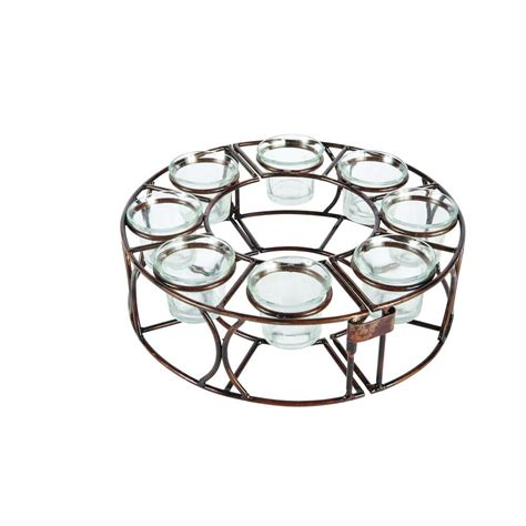 Patio Umbrella Votive Holder Hton Bay Umbrella Votive Candle Holder Ds 24595 The