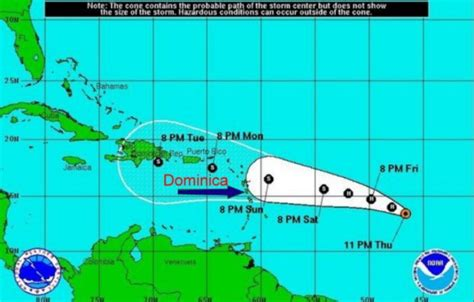 2015 projected path hurricane danny hurricane danny to weaken saturday forecasters say