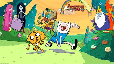 Kaos Adventure Time 3 prism media production creative services adventure time