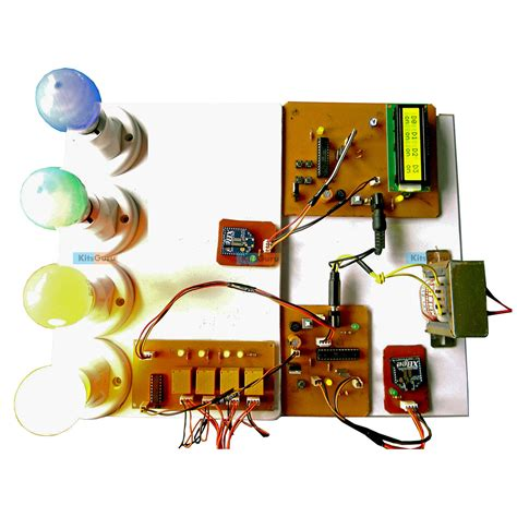 automation projects  kits  engineering students
