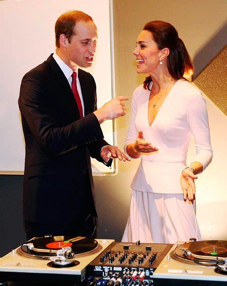 dj sarah young i play the gig go home clean and make kate middleton and prince william play superstar djs at
