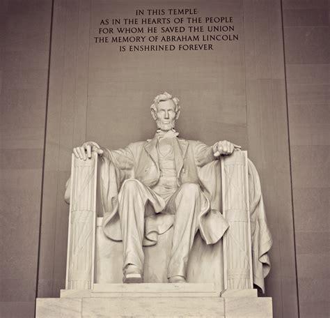 file lincoln memorial statue jpg wikimedia commons