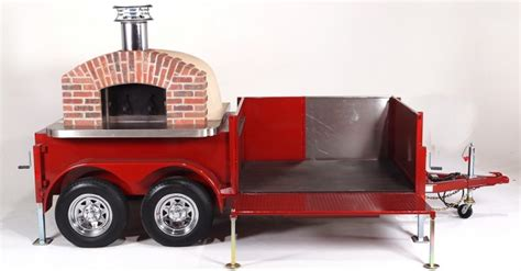 mobile oven mobile pizza ovens forno bravo authentic wood fired ovens