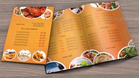menu card design for cafe bar restaurant menu psd nandos restaurant menu design