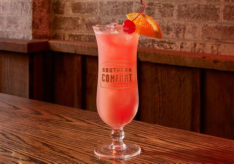 Southern Comfort Hurricane by Southern Comfort Brings The Spirit Of New Orleans To