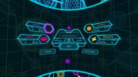 award winning hacker puzzle game darknet hits playstation
