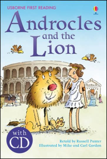 androcles and the lion con cd russell punter libro mondadori store