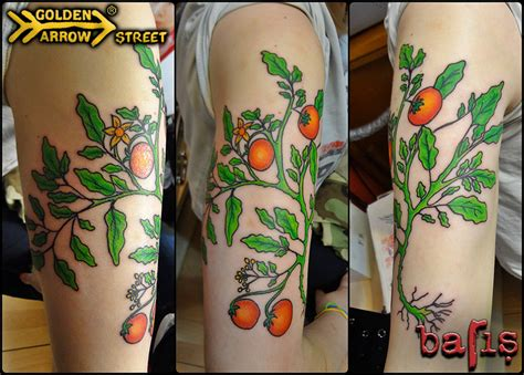 tomato tattoo tomato gardens by ayi81 on deviantart