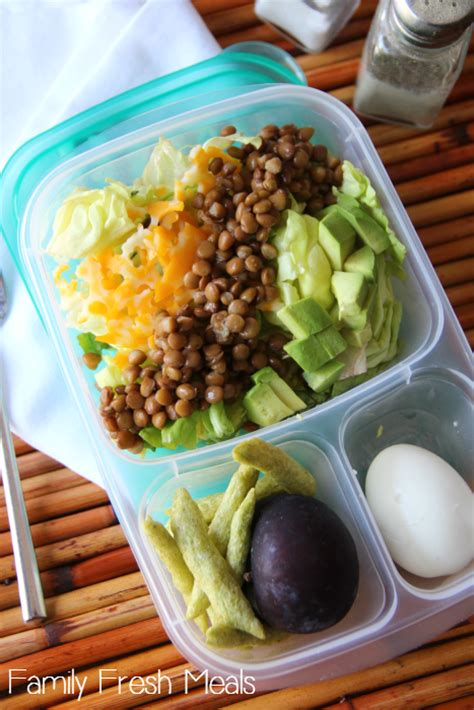 Lunch Ideas For Work - 50 healthy work lunchbox ideas family fresh meals