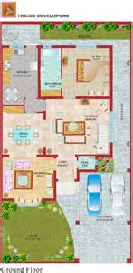 Home Design For 10 Marla In Pakistan Floor Plan Tricon Village