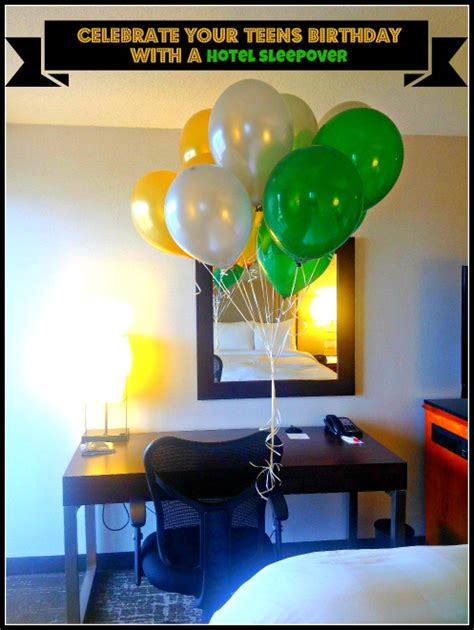 marriott party themes celebrate your s birthday with a hotel sleepover family review guide