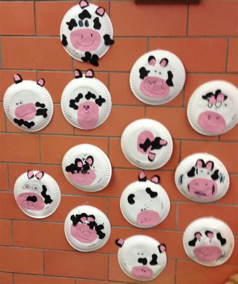 farm craft for c is for cow preschool farm craft ideas for farm