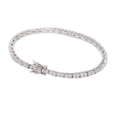 925 Sliver Bracelet seviljewelry 925 sterling silver linked bracelet