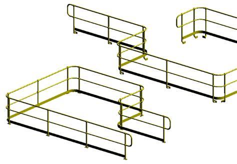 Monowills Handrail monowills handrail revit family draftsperson net