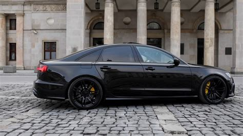 Rs6 Audi Sedan by This Is The Rs6 Sedan That Audi Never Built Carscoops
