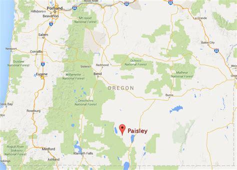 map of paisley paisley school district paisley school district 11c