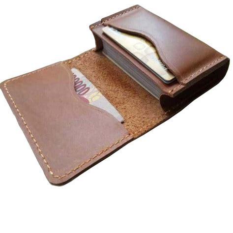 Dompet Kulit Pullup dompet kartu kulit asli sapi pull up warna dompet