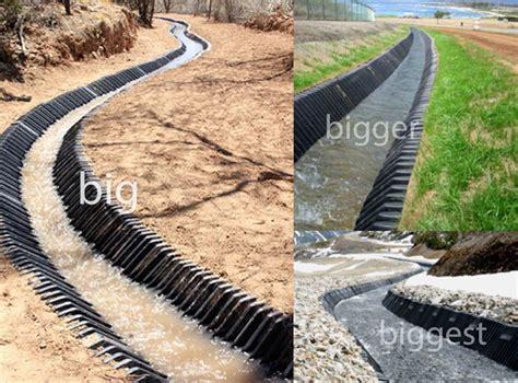 smart ditch backyard drainage yard drainage