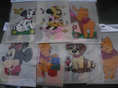 cross stitch kits cross stitch kits for children and beginners choice of designs ebay