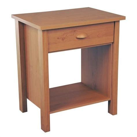 oak night stands bedroom venture horizon nouvelle night stand oak nightstand ebay