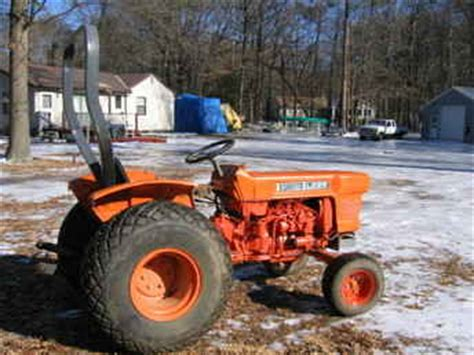 Used Farm Tractors For Sale Kubota L225 Diesel Tractor