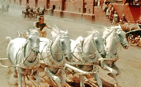 Tasya Benhurred 4 25 things you never knew about the original ben hur moviefone