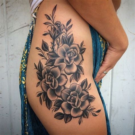 tattoo healing on hip love the placement and elegance of this tattoos