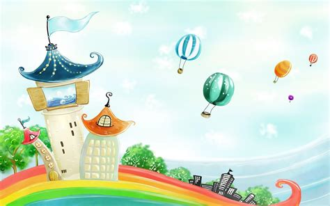 wallpaper cartoon school kids desktop backgrounds wallpaper cave