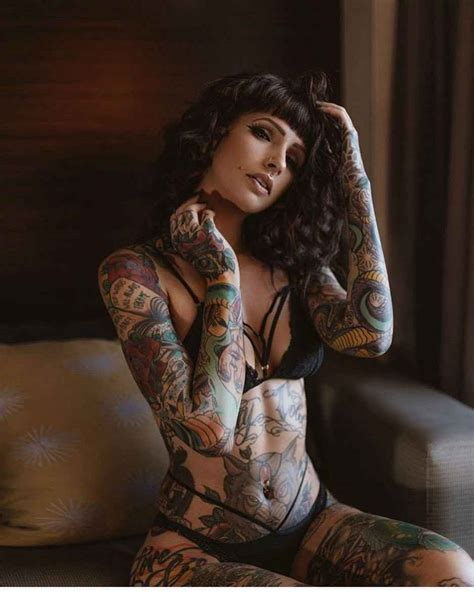 tattoo magazine models tattooed model angela mazzanti inkppl magazine