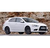 The Lancer Sportback Ralliart Will Feature Same 237hp 177kW 20L