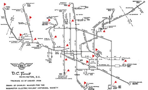 washington dc tram map the district curmudgeon streetcar rails rise from