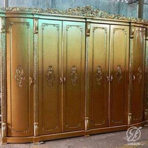 Lemari Pakaian Jati Mawar Kalung Nakas Bufet Kamar Set Dipan Sofa jual lemari pakaian 6 pintu jati mawar modern jati klasik