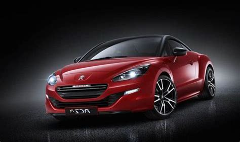 french cars peugeot review of the 2014 peugeot rcz r the french firms